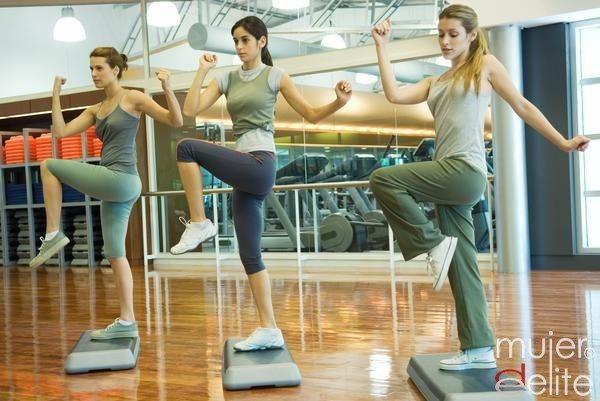 Foto Los ejercicios cardiovasculares ayudan a adelgazar y tonificar tu cuerpo