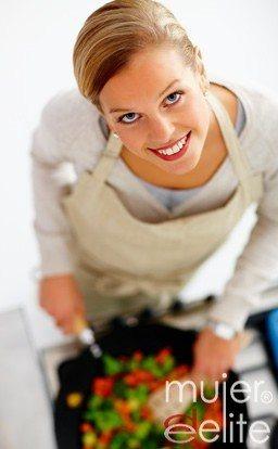 Foto Claves para cocinar rápido y sano