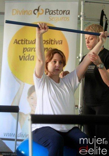 Foto Programa de ejercicios de Pilates preparto y postparto