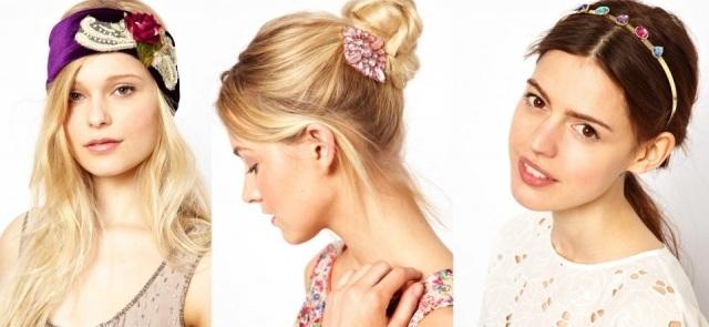 Foto Apúntate a lucir bonitos peinados con tocados
