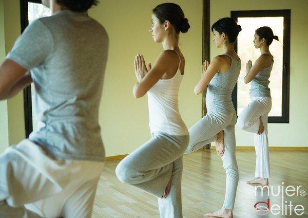 Foto Practicando yoga, tai chi o Qigong podrás controlar mejor tu cuerpo