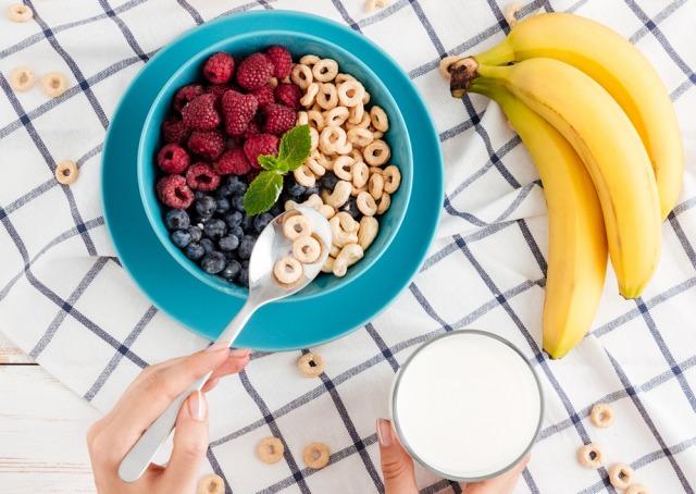 Foto Los beneficios de la fibra en la dieta diaria