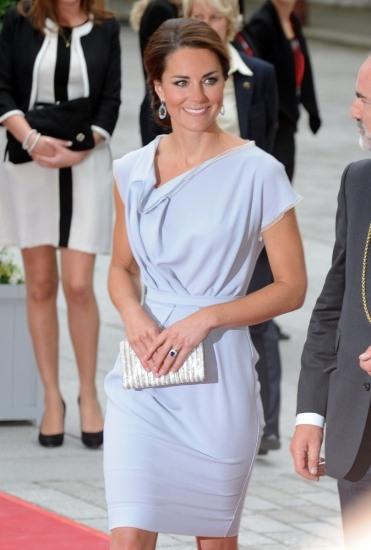 Foto Kate Middleton es una de las mujeres más elegantes del mundo gracias a su pose natural