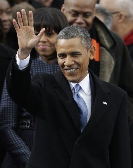 Foto Barack Obama mantiene su atractivo con canas