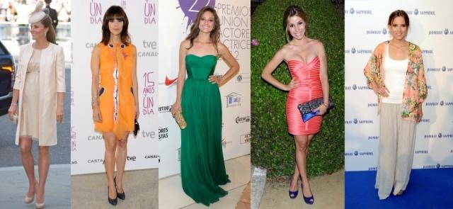 Foto Kate Middleton, Maribel Verdú, Michelle Jenner, Natalia y Ana Fernández son las mejor vestidas de la semana