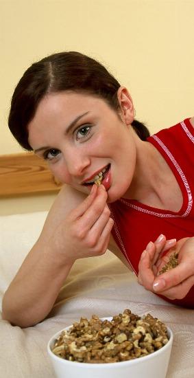Foto Los beneficios de las nueces para la salud del corazón