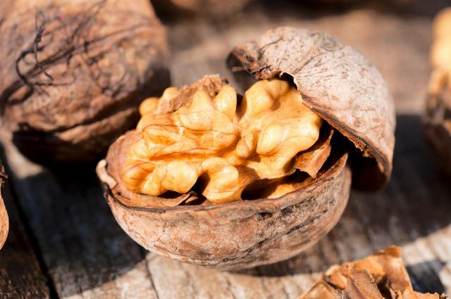 Foto Las nueces, el fruto seco del otoño