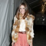 Olivia Palermo, una it girl con falda larga