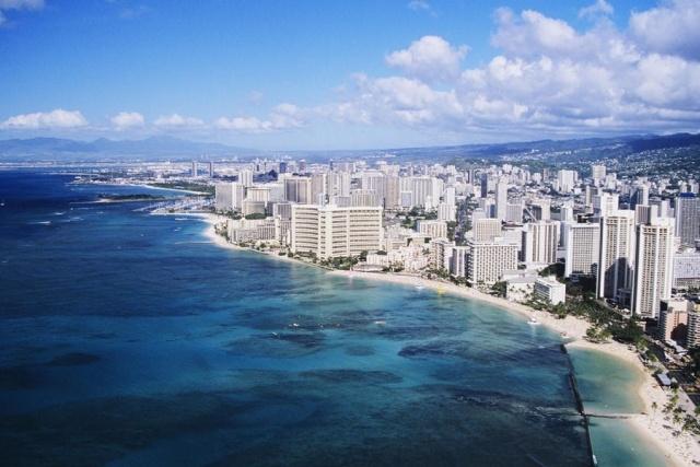 Foto Honolulu, un destino perfecto para disfrutar de la playa y aprender inglés