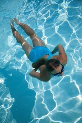 Foto Bañadores y accesorios para nadar con comodidad y seguridad