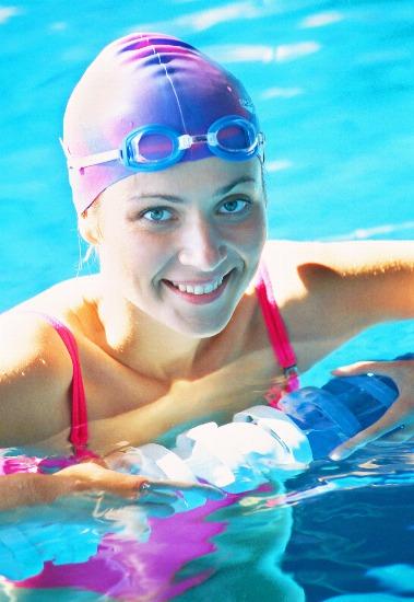 Foto La natación, deporte estrella en el embarazo