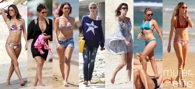 Foto Pasear por la playa es la actividad física estrella del verano