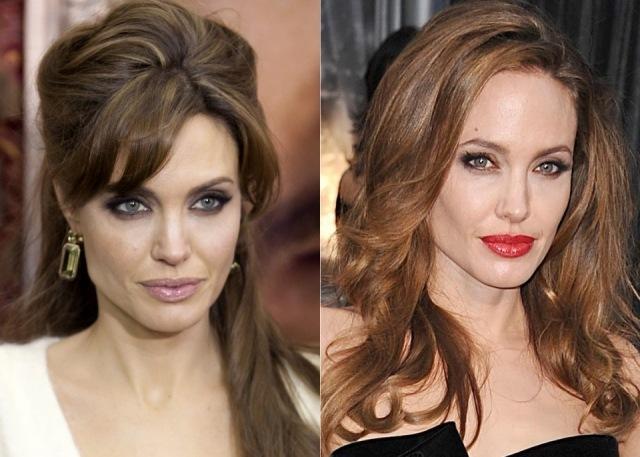 Foto Las claves de maquillaje y peinados de Angelina Jolie