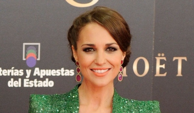 Foto Paula Echevarría en los Premios Goya 2013