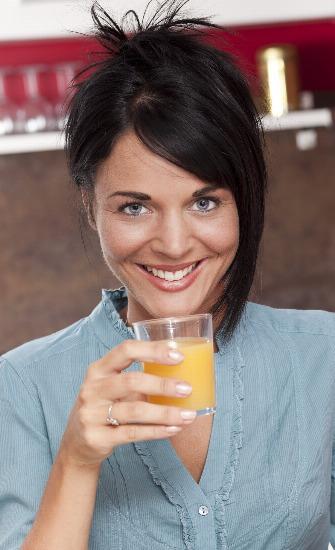 Foto El zumo de naranja, fuente de vitamina C