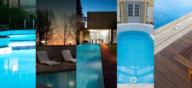 Foto La iluminación de piscinas se convierte en una de las tendencias de decoración para este verano
