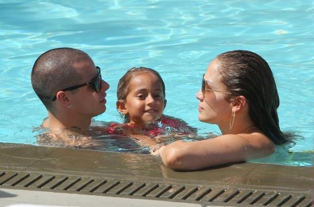 Foto Jennifer López se pone en forma a través de la natación
