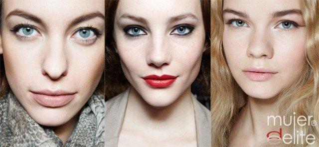 Foto Un maquillaje para cada nariz
