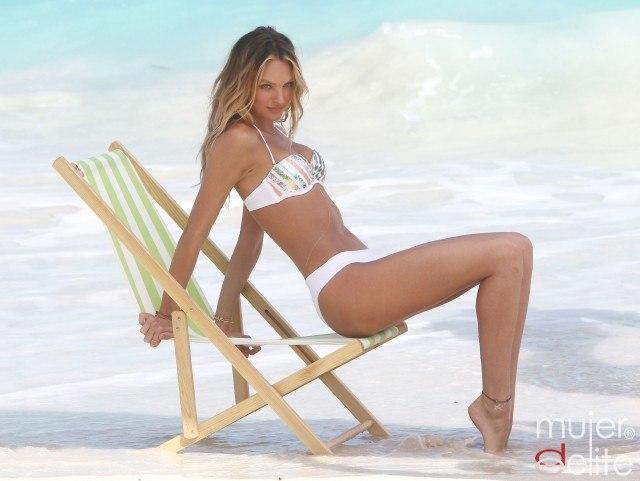 Foto En forma en la playa