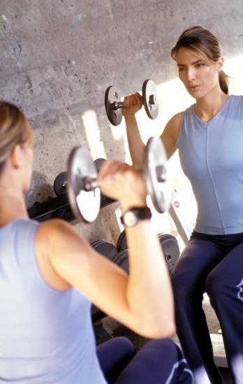Foto Tabla para obtener definición muscular