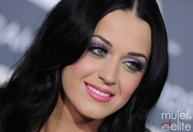 Foto Katy Perry, fiel precursora del maquillaje pop style