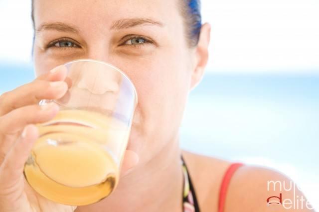 Foto Los zumos, una bebida baja en calorías y rica en vitaminas