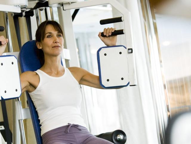 Foto Tabla para el aumento de volumen muscular