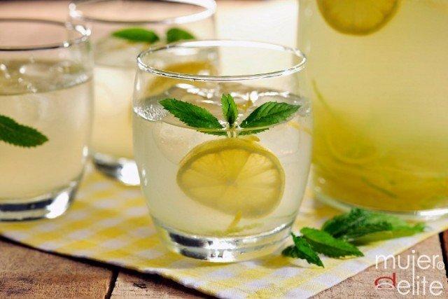 Foto La limonada, una bebida estrella en verano