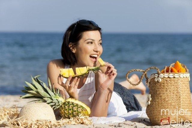 Foto Consejos para evitar engordar durante las vacaciones de verano