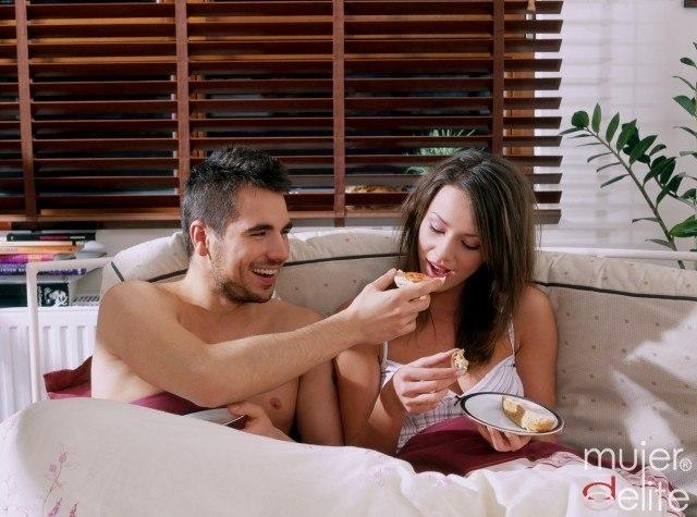 Foto El desayuno en la cama, el toque romántico para disfrutar en pareja