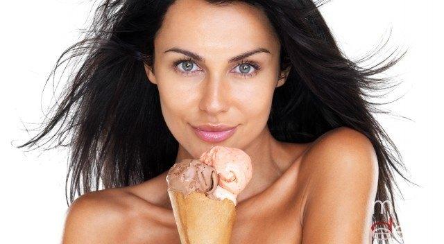 Foto El helado, un nutritivo placer sencillo de preparar en casa