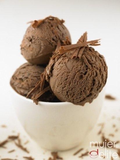 Foto Helado de chocolate, un clásico que no pasa de moda