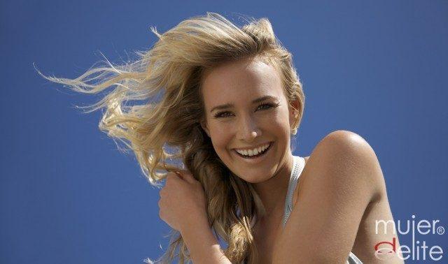 Foto Trucos para mantener la claridad y reflejos del cabello rubio