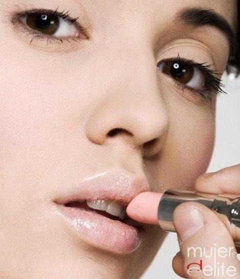 Foto Los tonos nude, perfectos para maquillar los labios gruesos