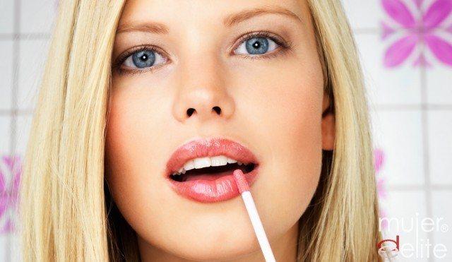 Foto El gloss, herramienta indispensable para destacar aún más los labios gruesos