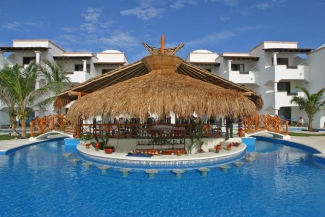 Foto El Hotel Hidden Beach Resort nos ofrece unas instalaciones de lujo