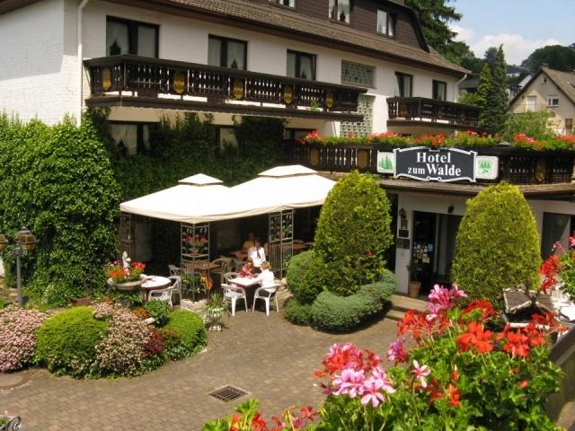 Foto El Hotel Zum Walde, un maravilloso hotel nudista de tres estrellas