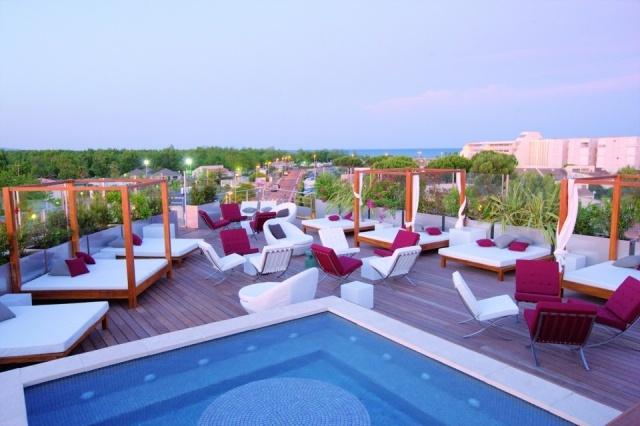 Foto El Hotel Oz'Inn, un hotel nudista donde poder relajarse