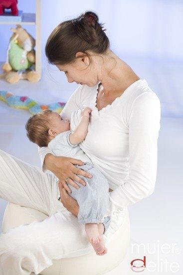 Foto Si puedes, dale el pecho a tu hijo hasta dos años