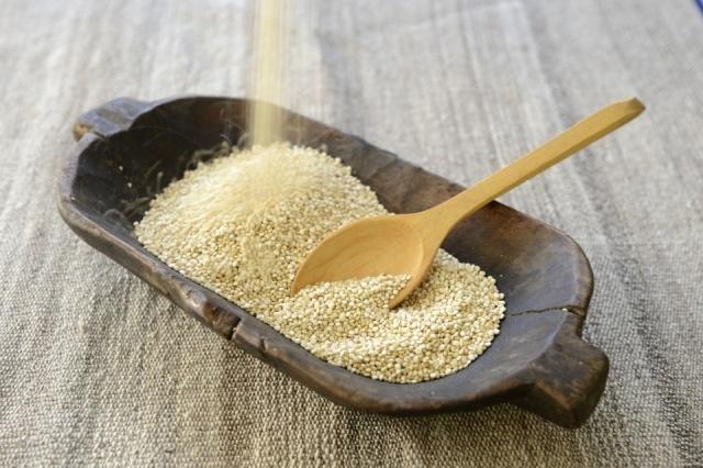 Foto La quinoa, incorpórala a tu dieta y benefíciate de sus propiedades nutritivas