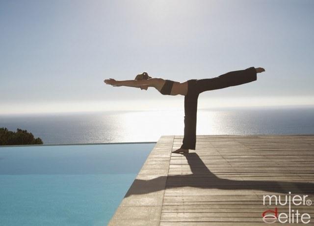 Foto Pilates, perfecto para tonificar tu cuerpo