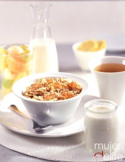 Foto Un desayuno completo, indispensable para superar el síndrome postvacacional
