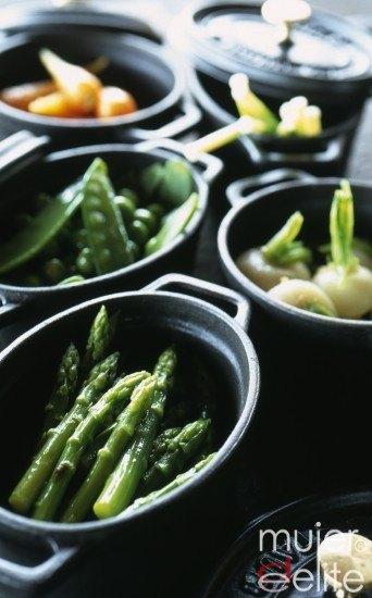 Foto Verduras al vapor, una delicia llena de sabor, vitaminas y minerales