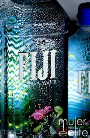 Foto Fiji Water, el agua de los famosos