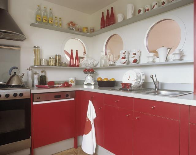 Foto Cocinas a todo color