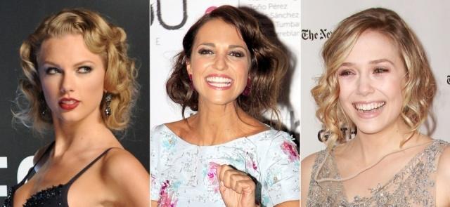 Foto Taylor Swift, Paula Echevarría y Elizabeth Olsen se apuntan al falso bob