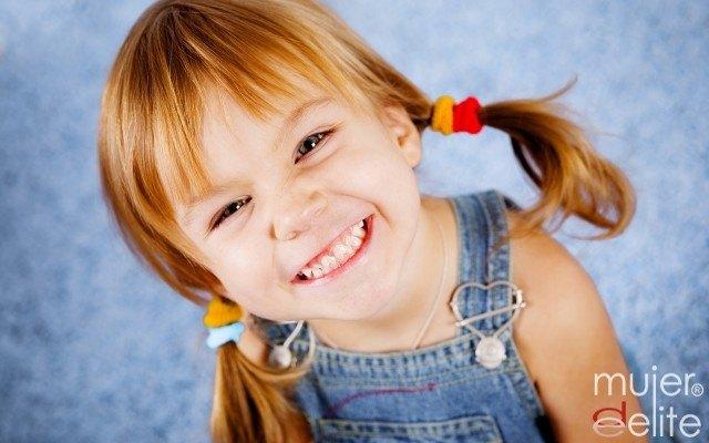 Foto Los alimentos que cuidan los dientes de los niños
