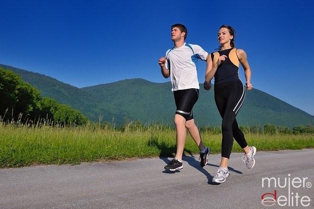 Foto Los beneficios del running