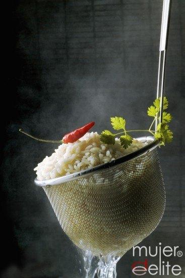 Foto El arroz, ingrediente estrella de las ensaladas más sanas y completas