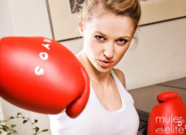 Foto El boxeo, un deporte también para mujeres